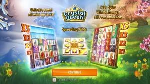 crystal queen quickspin