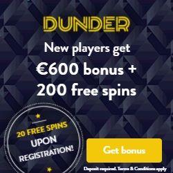 Bezoek Dunder Casino
