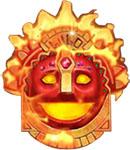 Fire Storm Wild symbool