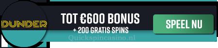 Dunder Quickspin Casino